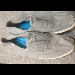 Ladies KEDS Slip-On Tennis Shoes